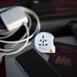 Adaptateur de voyage - q2power World to Europe