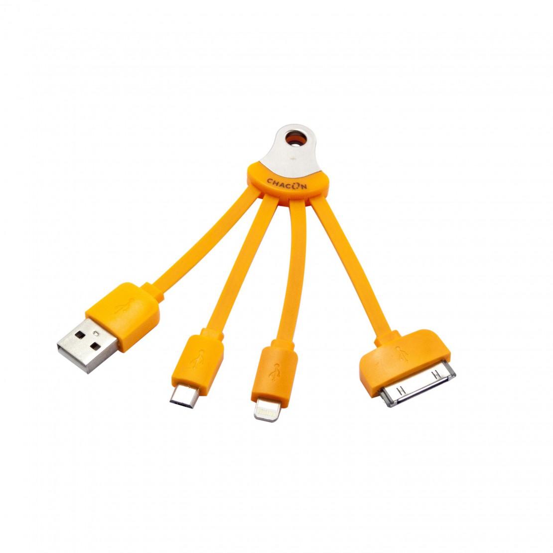 Câble chargeur iphone 5, micro , iphone 4