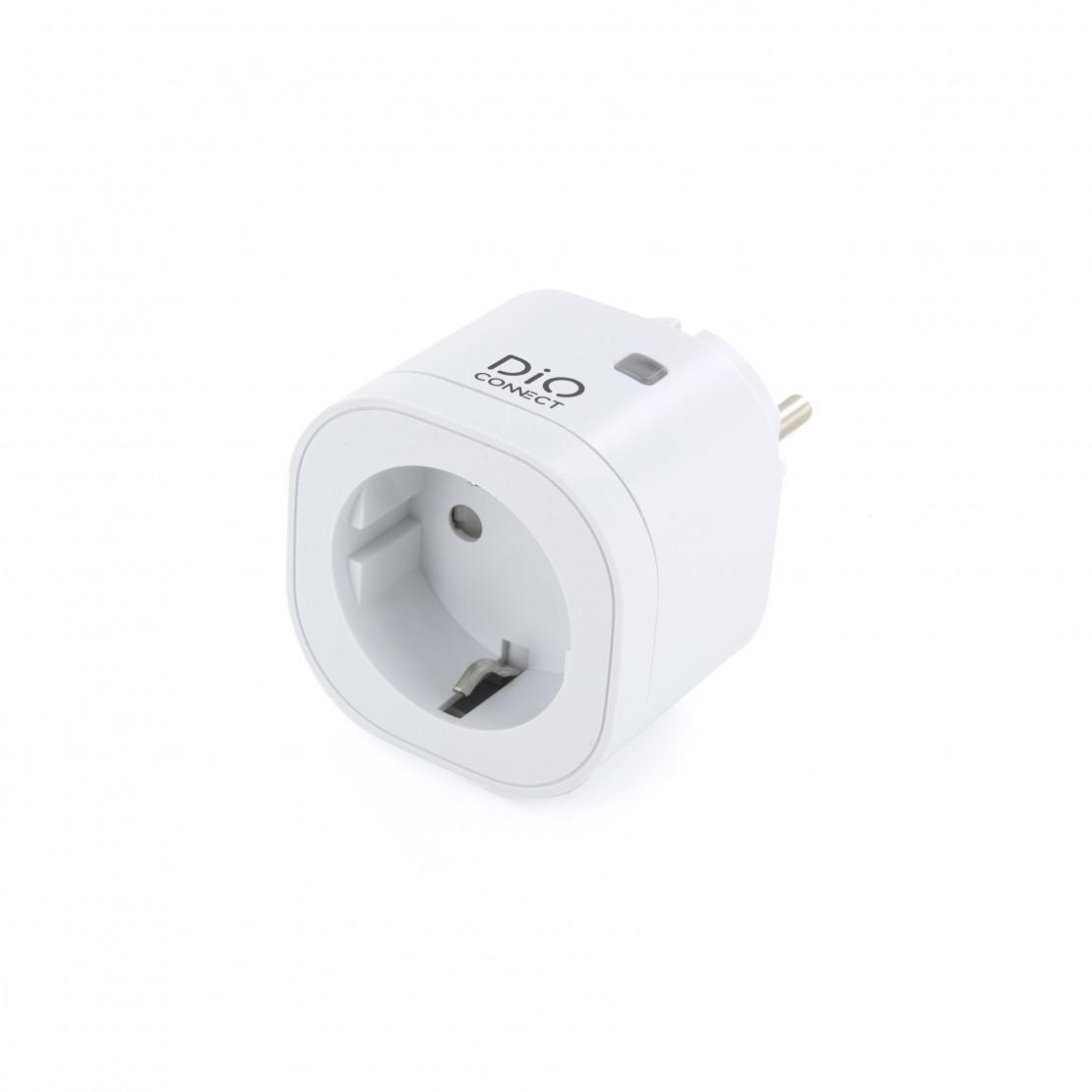 Tomada conectada e telecomandada DiO Connect