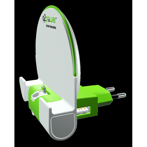 Dock & Charge Micro USB Europe (Android) – Q2Power