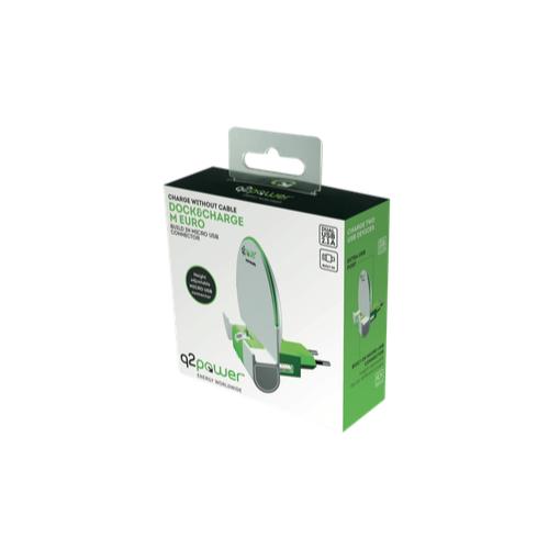 Dock & Charge Lighting Europe (Apple) - Q2Power