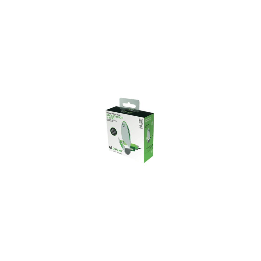 Dock & Charge Lightning Europe (Apple) – Q2Power