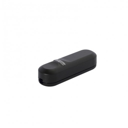 Universal electronic dimmer switch - Black