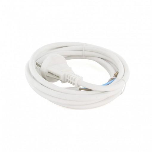 Cable sin tierra - Blanco - 3 m