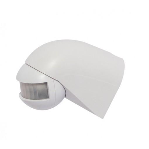 Detector de movimiento 180°  orientable- Blanco