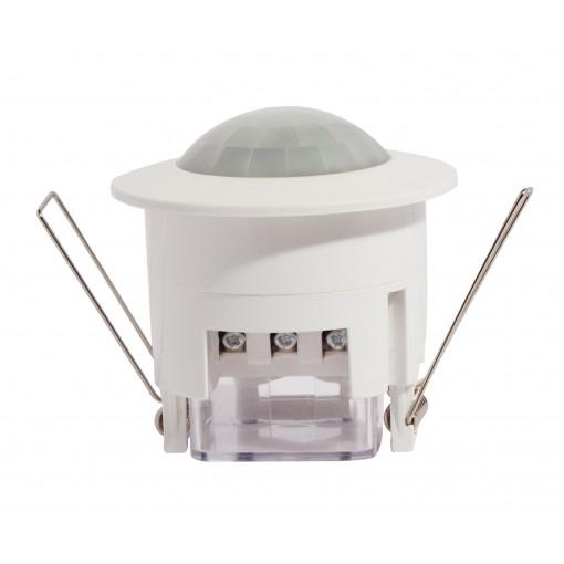 Detector de movimento 180° Encastrar- Branco