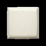Interrupteur sans fil (design, blanc)