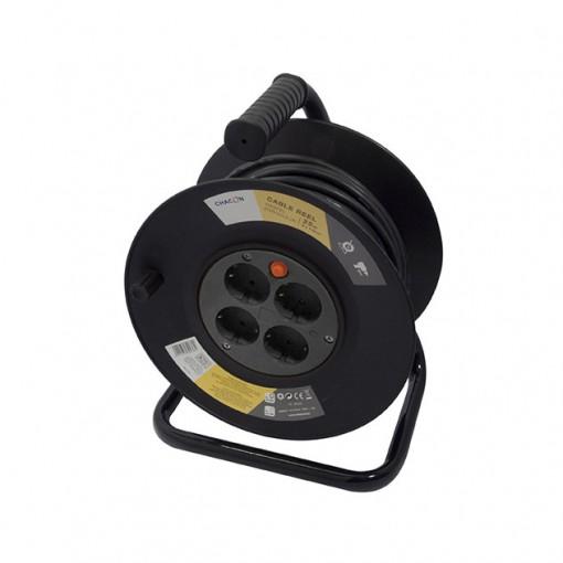 Enrolador 4 x 16A - 25mt - 3x1,0 mm2(SCH)