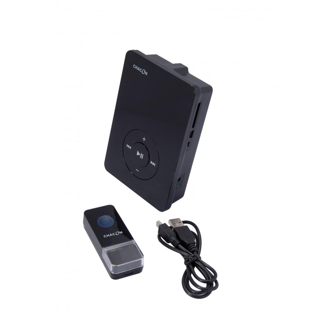 MP3 draadloze bel