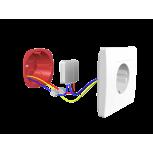 Micromódulo encastrable enchufe 3500W