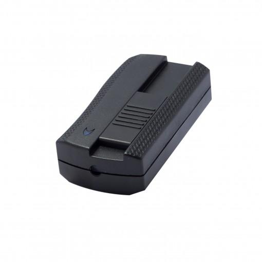 Voetdimmer 40 W - 500 W - zwart