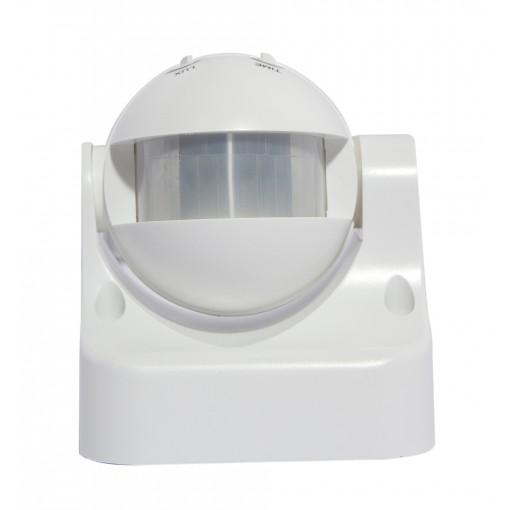 Detector de movimento PIR 180°- branco