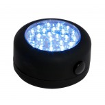 LED ronde magnétique