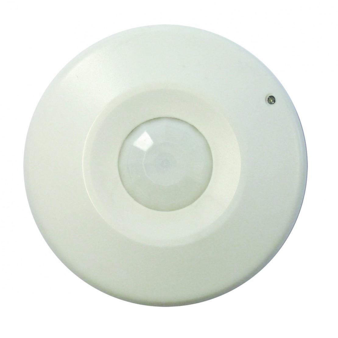 Detector de movimiento de techo 360°- Blanco