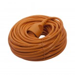 Prolongateur HO5VVF 3 x 1,5mm2 20 m - orange
