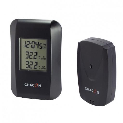 Thermomètre intérieur-extérieu r sans fil