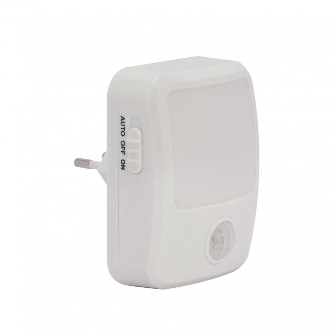 Luz de presença LED, 230V, comsensor e detector de movimento