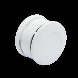 Detector de humo óptico con pilaalcalino - 1 año