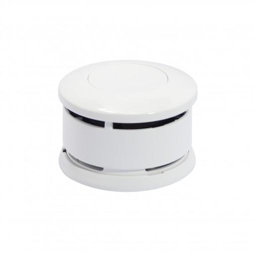Detector de fumo óptico com bateriaalcalino - 1 ano