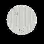 Detecteur de fumee optique san s fil avec pile alkaline 9V - 1an