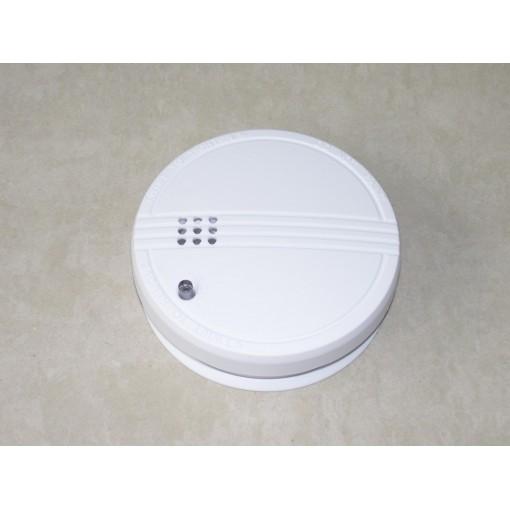 Detector de humo óptico con pila9V - 1 año