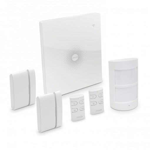 Kit Alarme Wi-Fi sem Fios