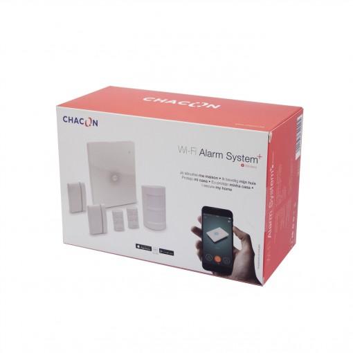 Kit de alarma Wi-Fi sin hilos