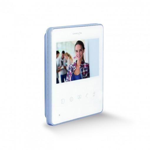 """""""Tela LCD 4.3"""""""" adicional - bran""""coUltra Slim para 34844 & 34863"""