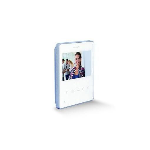 """""""Pantalla LCD 4.3"""""""" adicional - """"blancoUltra Slim para 34844 &34863"""
