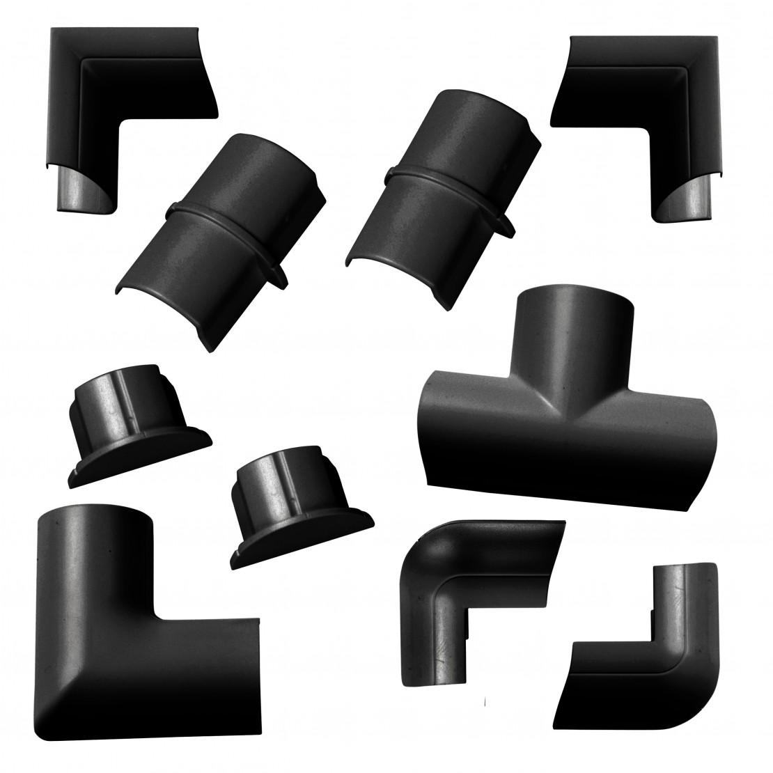 30/15 accessoires Zwart Multipack