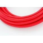 Cabos texteis com interruptorEHO3VVH2-FE 2 x 0,75mm2 19 m Vermelho