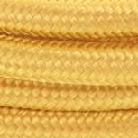 Cabos texteis com interruptorEHO3VVH2-FE 2 x 0,75mm2 18 m Ouro