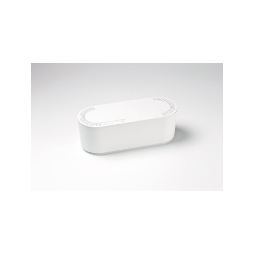 Boîtes de rangement câbles pet it Blanc