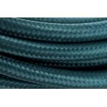 Cabos texteis com interruptorEHO3VVH2-FE 2 x 0,75mm2 21 m Pavao azul