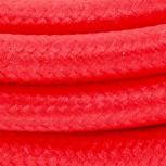 Cabos texteis HO3VV-FE 2 x 0,75mm2 7 m VermelhoE