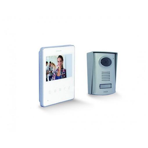"Videophone 2 fils 4,3 "" blanc ltra Slim"