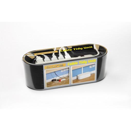 Boîtes de rangement câbles pet it Noir