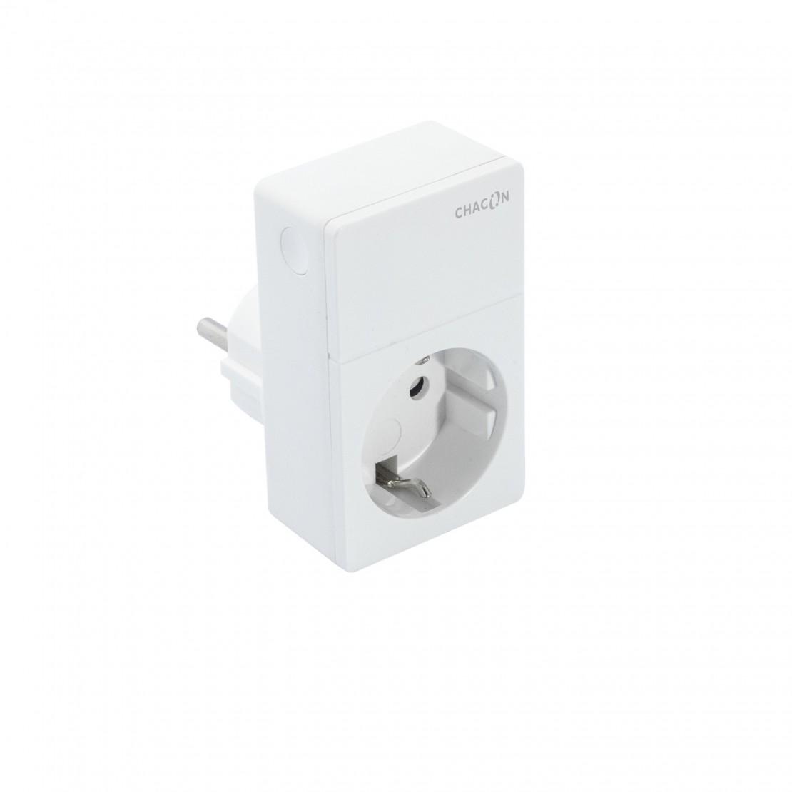 CHACON Wi-Fi stekker (SCH)