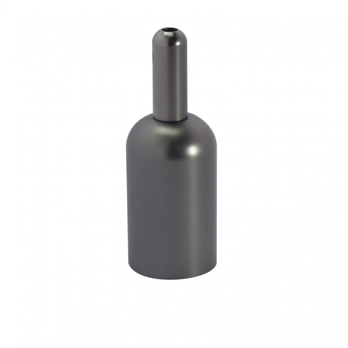 Portalamparas E27 metalico