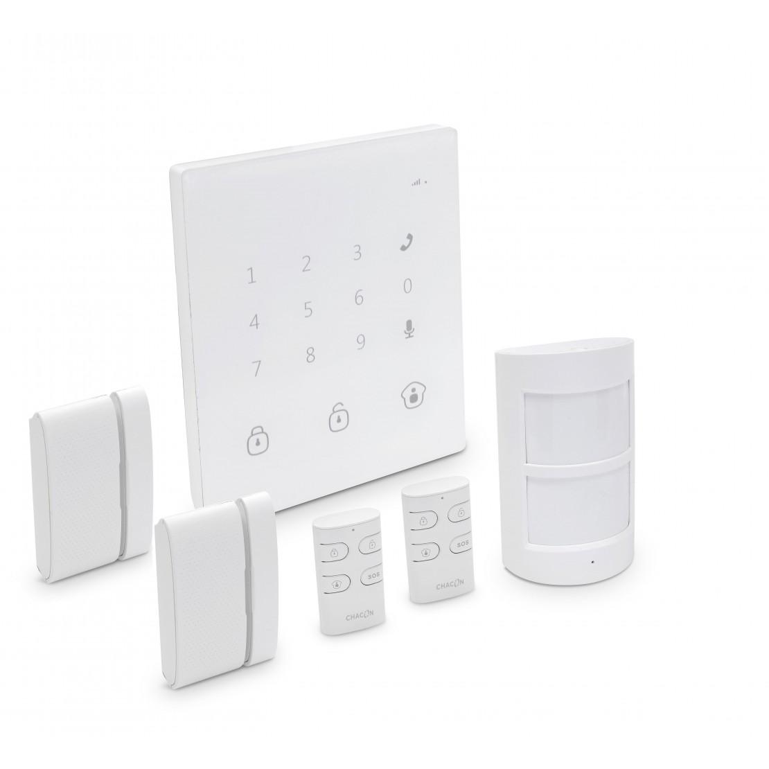 Wireless GSM/SMS alarm system