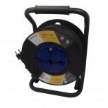 Enrouleur 4x16A HO7RN-F 3 x 2, 5mm² - 25 m