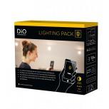 Pack de iluminação com ligação à internet (HOMEBOX + mini-módulos com retorno)