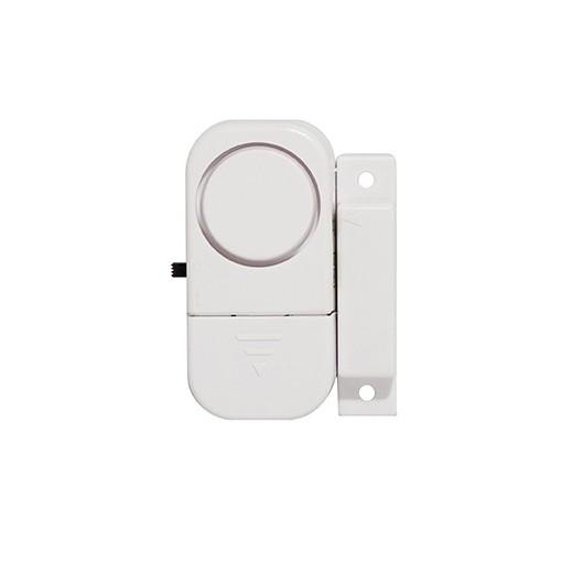 6 Mini alarmes - Detectores magnéticos