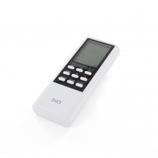 Programmable 12-channel remote control