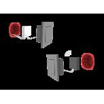 Kit Micro-módulo emissor + receptor(200W)