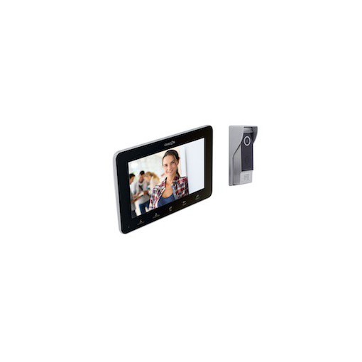 IP videophone with screen