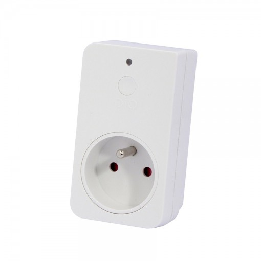 Solution with DiO 2.0 home automation socket