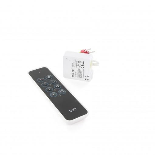 Micro-module éclairage et télécommande 3 canaux