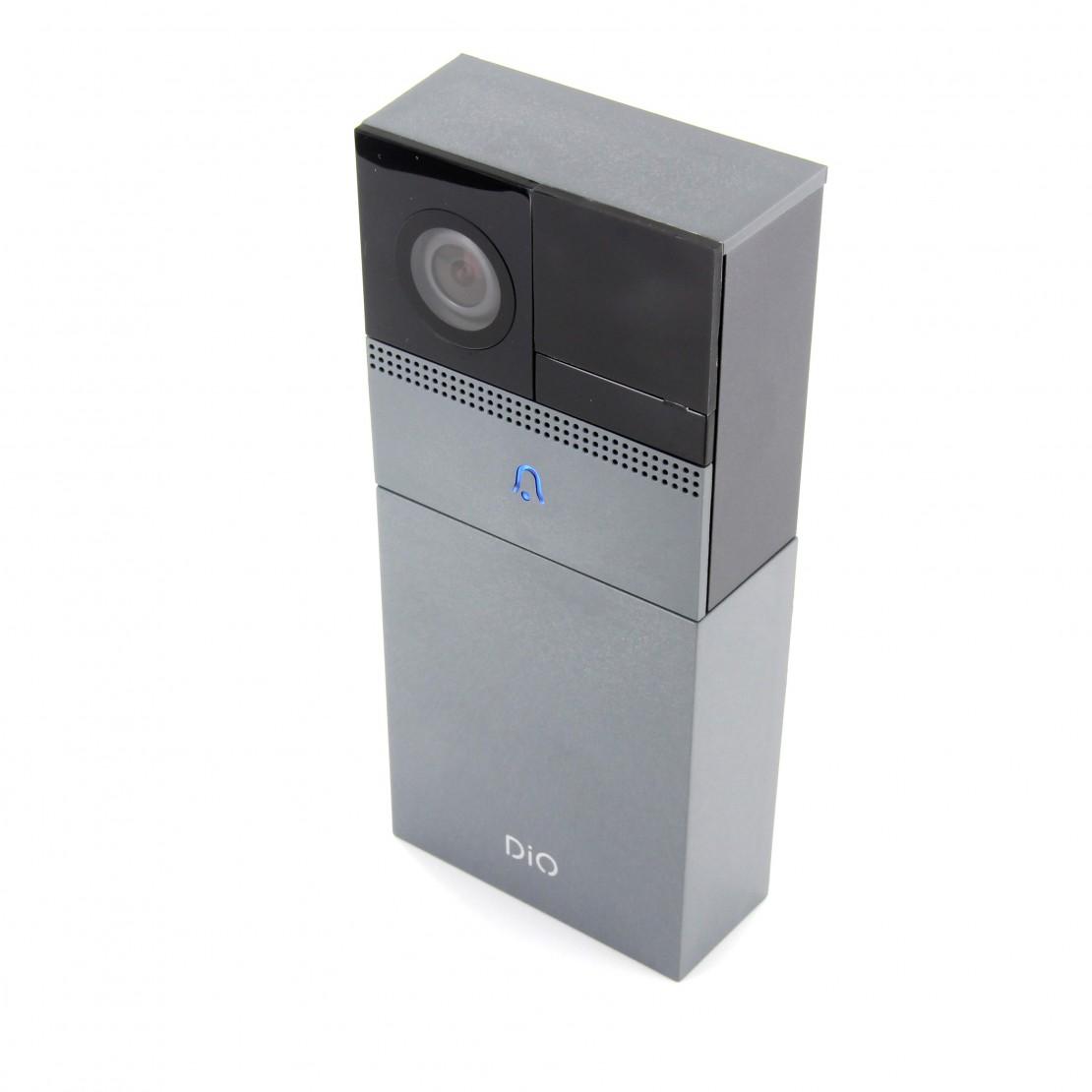 Wi-Fi DiO videophone 100% wireless