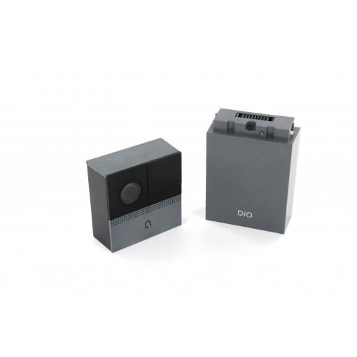 DiO-videofoon met wifi, 100% draadloos